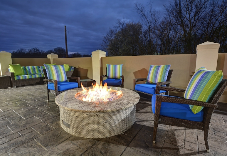 Holiday Inn Express And Suites Greenville - Taylors, Greenville, Balkón