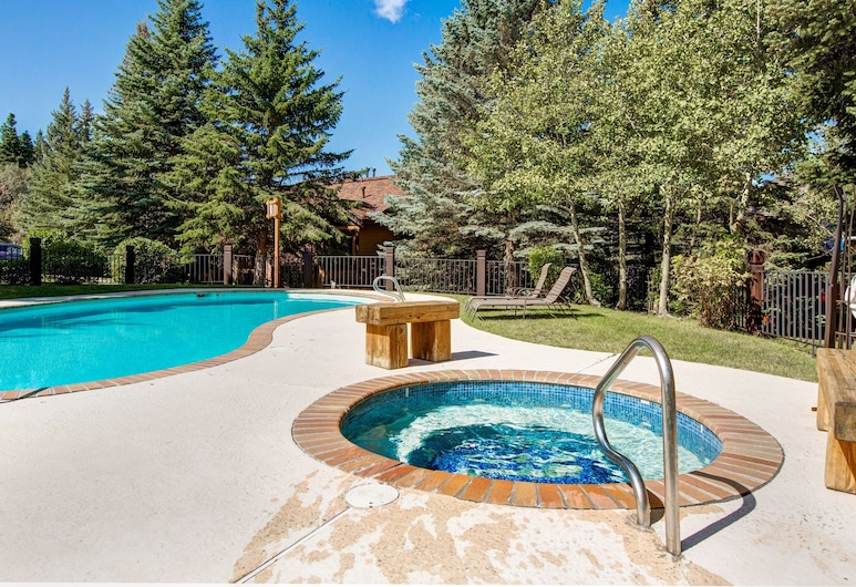 New Listing! Deer Valley Townhome W/ Hot Tub, Pool 3 Bedroom Townhouse, Park City, Residenza, 3 camere da letto, Piscina