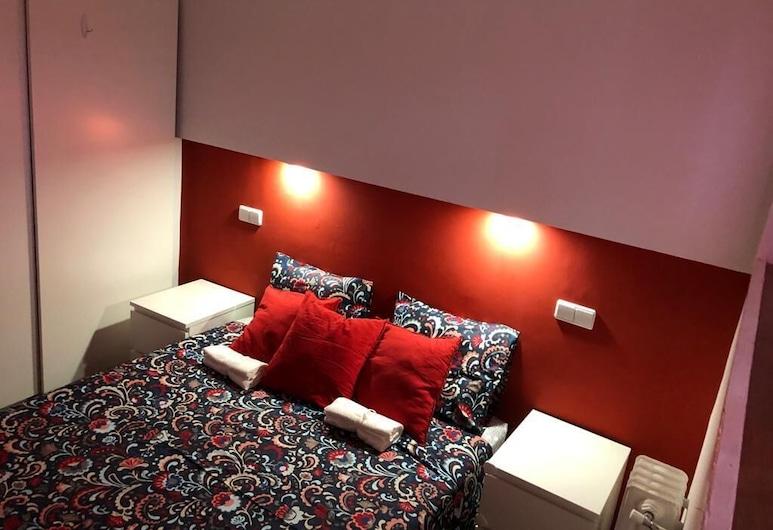 Eurosuite Galileo Madrid, Madrid, Appartement, 1 slaapkamer, Kamer