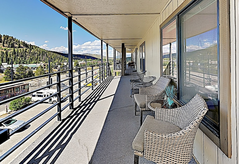New Listing! Charming Mountain-view Ski 2 Bedroom Condo, Breckenridge, Apartment, 2 Schlafzimmer, Balkon