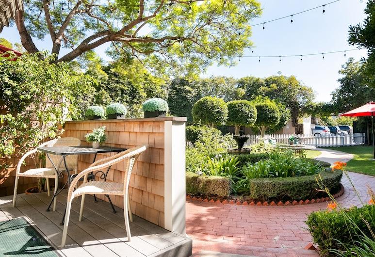 New Listing! Melarose Suite At De La Vina Inn Studio Bedroom Hotel Room, Santa Barbara, Room, Garden