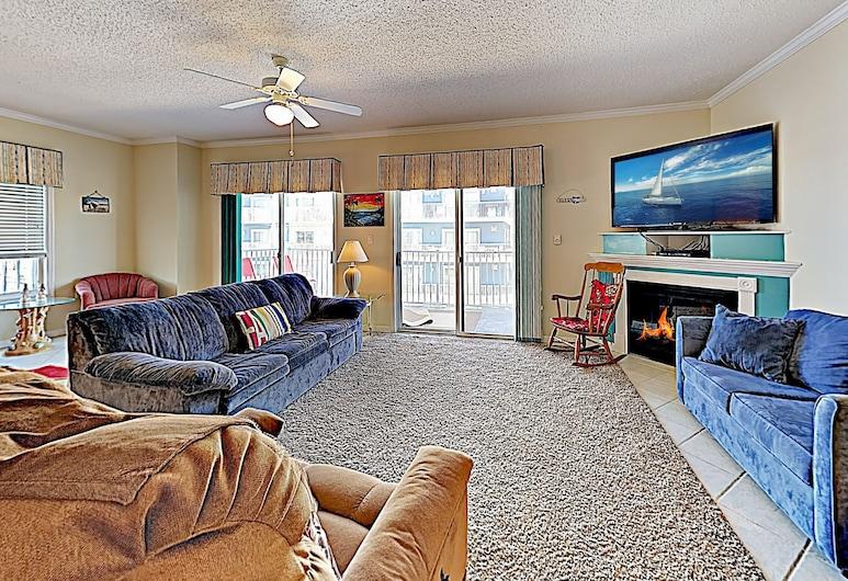 New Listing! Whispering Sands W/pool & Beach 3 Bedroom Condo, Оушн-Сити