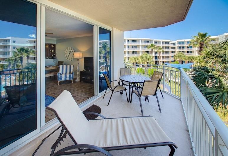 Waterscape B422 1 Bedroom Condo, Fort Walton Beach, Condo, 1 Bedroom, Balcony