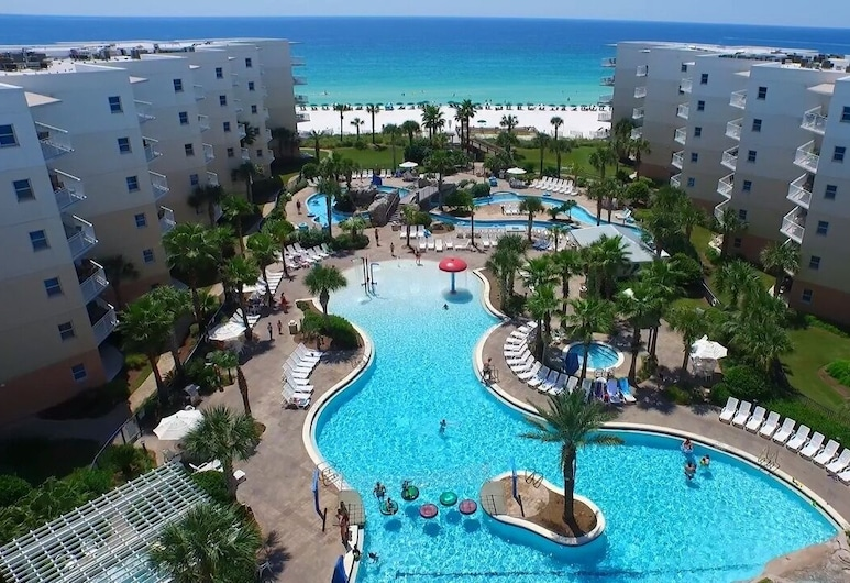 Waterscape B320 1 Bedroom Condo, Fort Walton Beach, Apartment, 1 Schlafzimmer, Pool