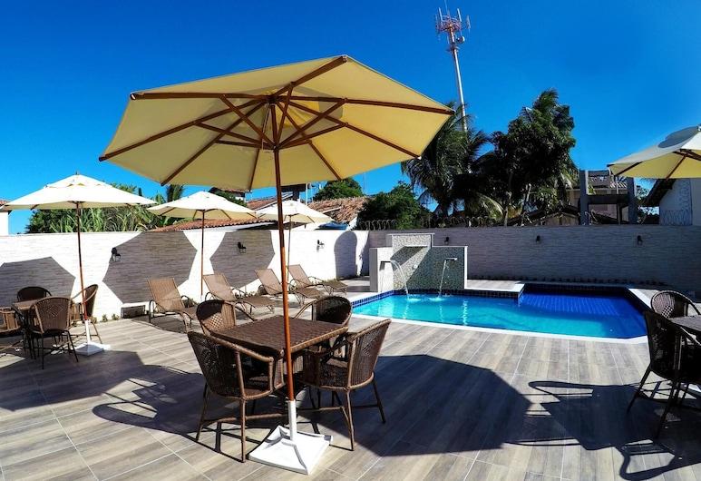 Bem Bahia Hotel, Santa Cruz Cabralia, Basen