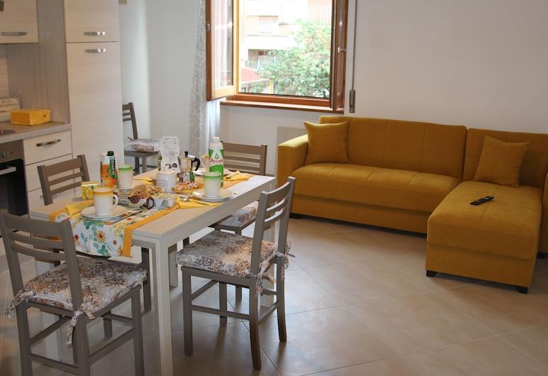 科妮莉亞您的巢酒店, 羅馬, 雙人房 (Private External Bathroom), 客廳