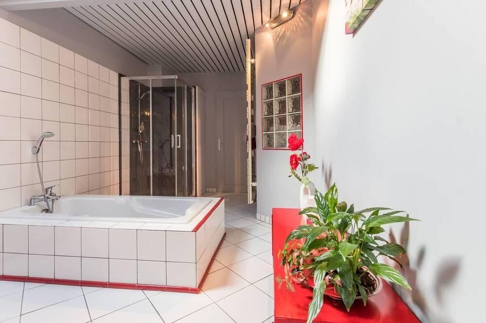 Suite (Duo) - Badeværelse