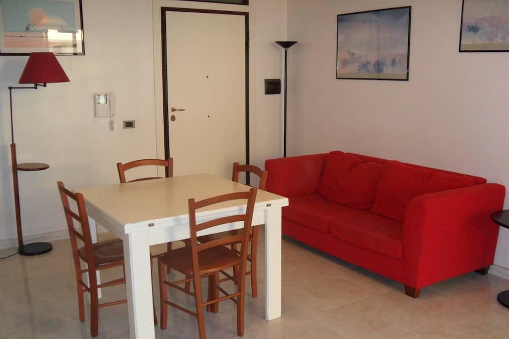 Appartement, 2 slaapkamers (Trilocali Baia Blu) - Woonkamer