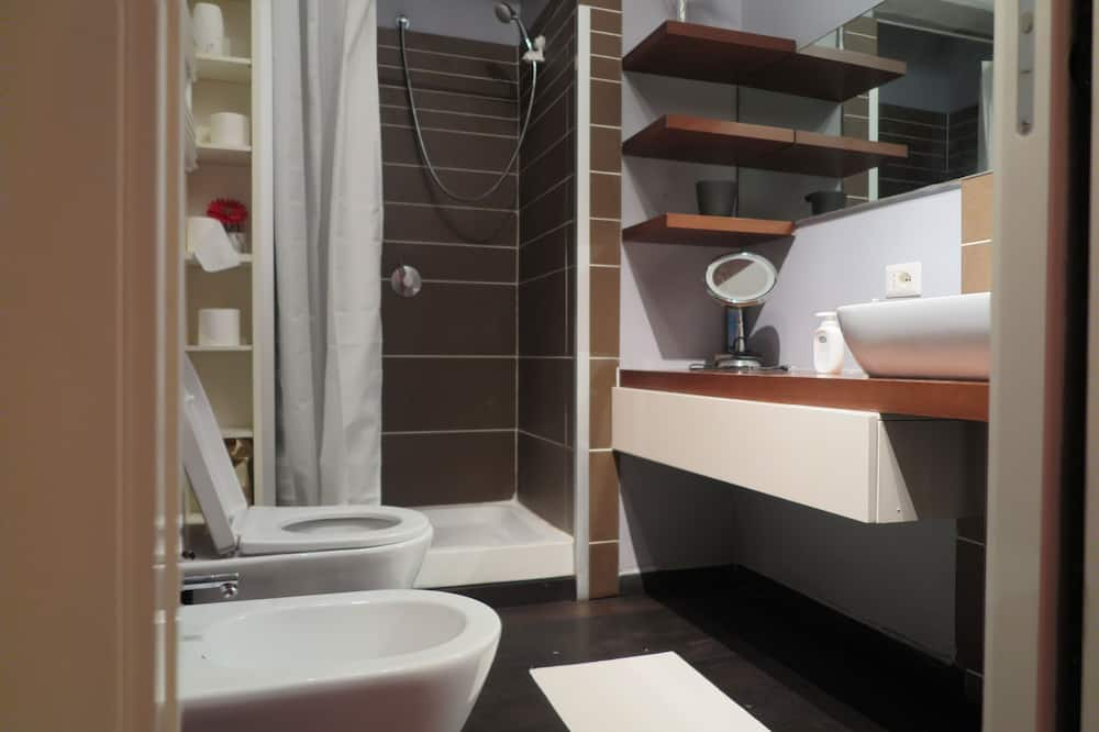 Стандартний двомісний номер - Ванна кімната