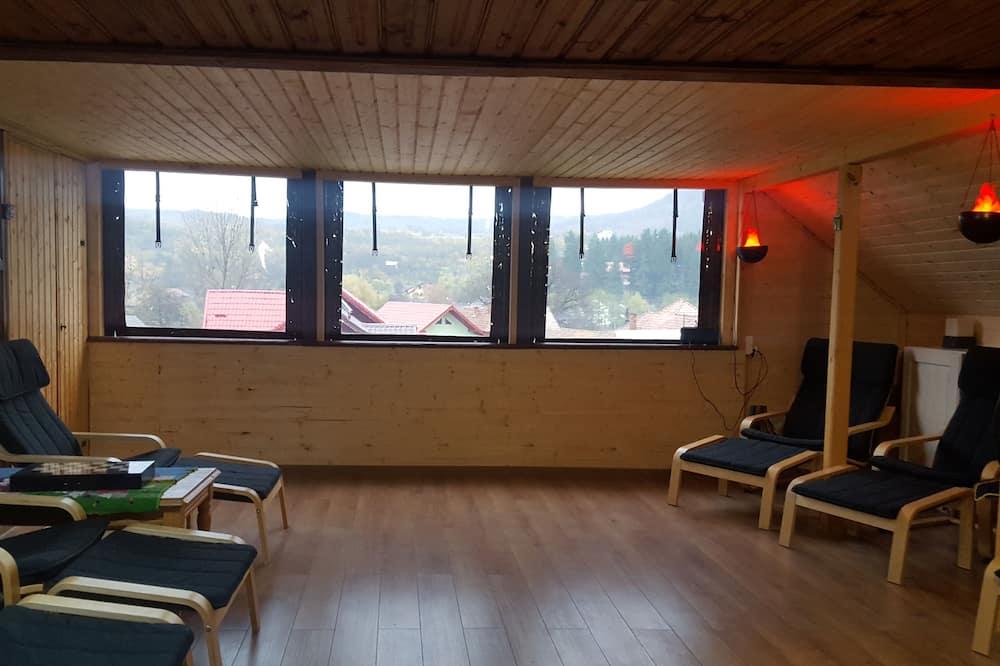 Сімейні апартаменти (no.1) - З видом на гори