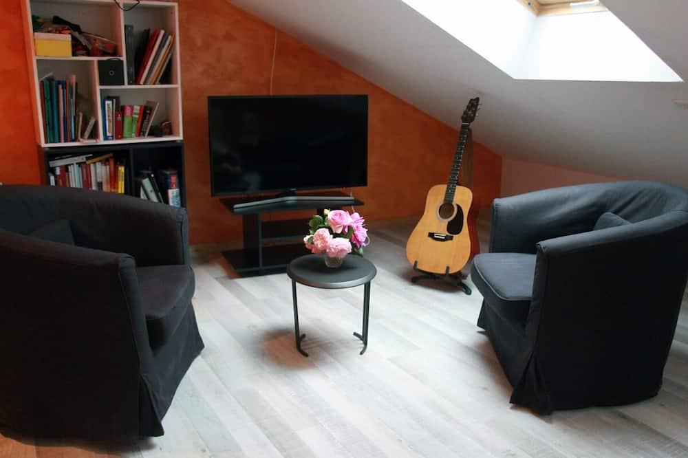 Family Süit - Oturma Alanı