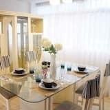 Apartmán typu Economy, 2 ložnice, nekuřácký - Stravování na pokoji
