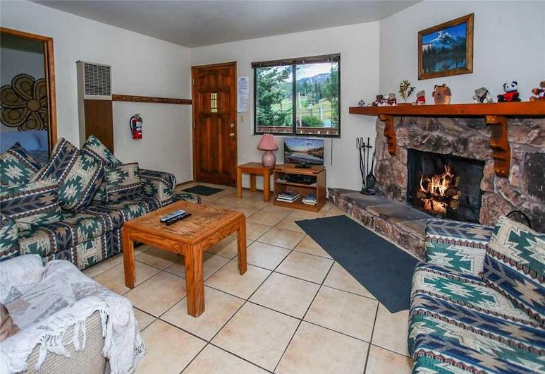 好景色酒店, 大熊湖, 小屋, 2 間臥室, 客廳