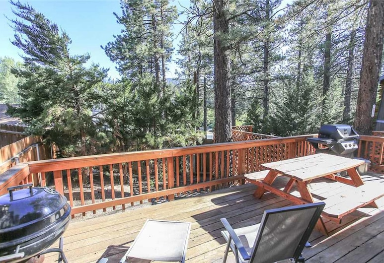 Four Seasons Retreat, Danau Big Bear , Kabin, 3 kamar tidur, Balkon