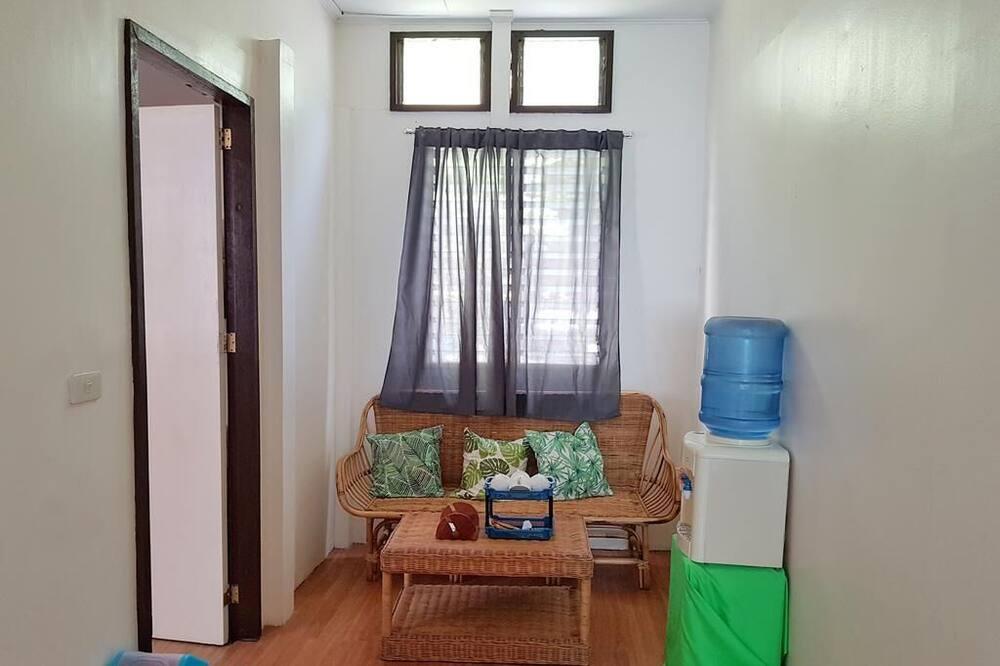 Deluxe szoba - Nappali
