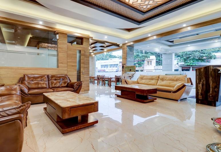Treebo Trend Royal Park, Thiruvananthapuram, Lobby Sitting Area
