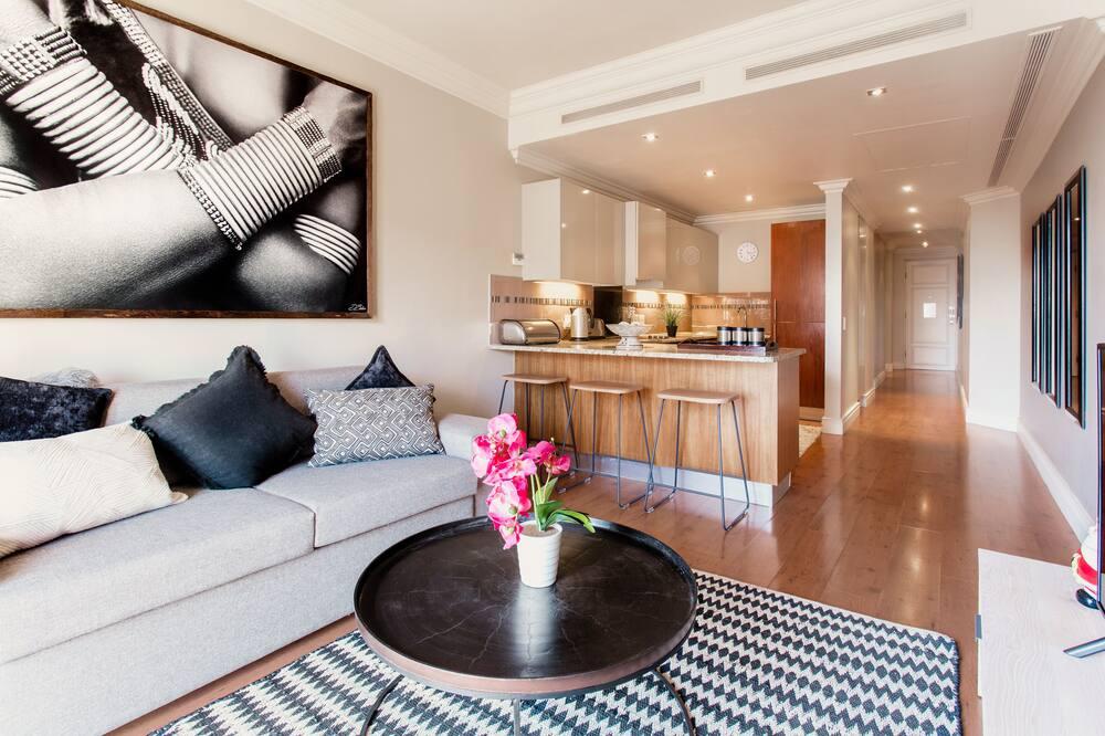 Signature Apartment - Living Area