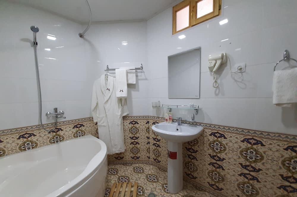 Classic Triple Room - Bilik mandi