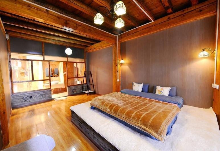 Memory Boutique Hotel, Töcsin, Deluxe szoba kétszemélyes ággyal, Vendégszoba
