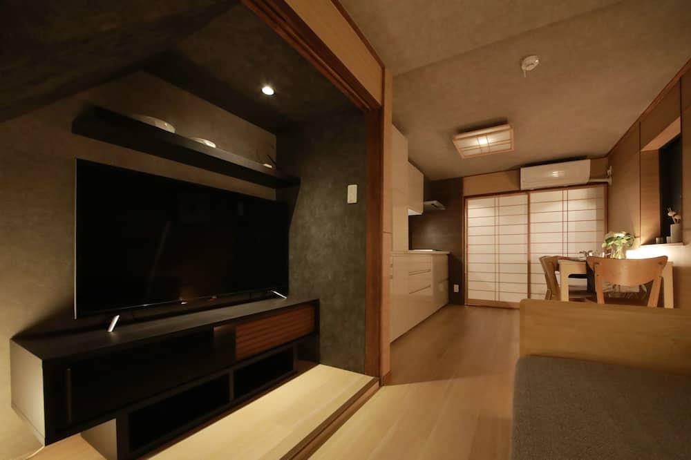 Deluxe-Haus (Ikkō 10) - Wohnzimmer