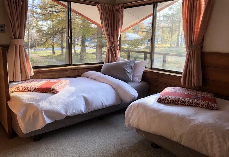 ألفا لودج ماداراو, مايوكو, غرفة عادية لاثنين - سريران فرديان منفصلان, الغرفة