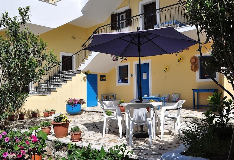 Sunflower Apartments, Corfu Town