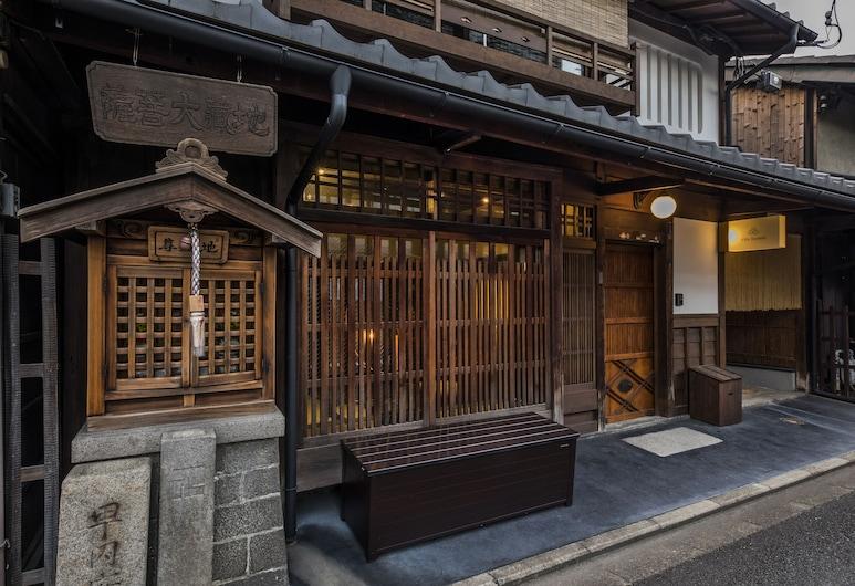 Shiki Villas 1891 - Sanagi, Kyoto, Pohľad na zariadenie