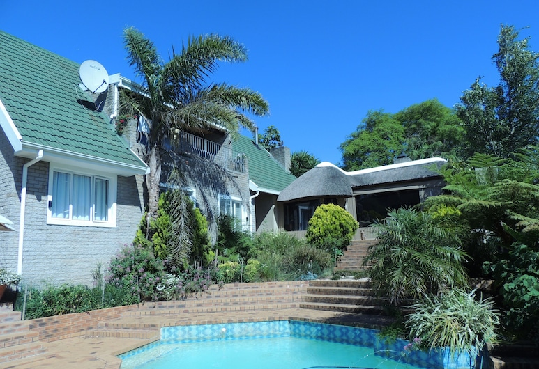 Camu-Camu Bed and Breakfast, Cape Town, Outdoor Pool