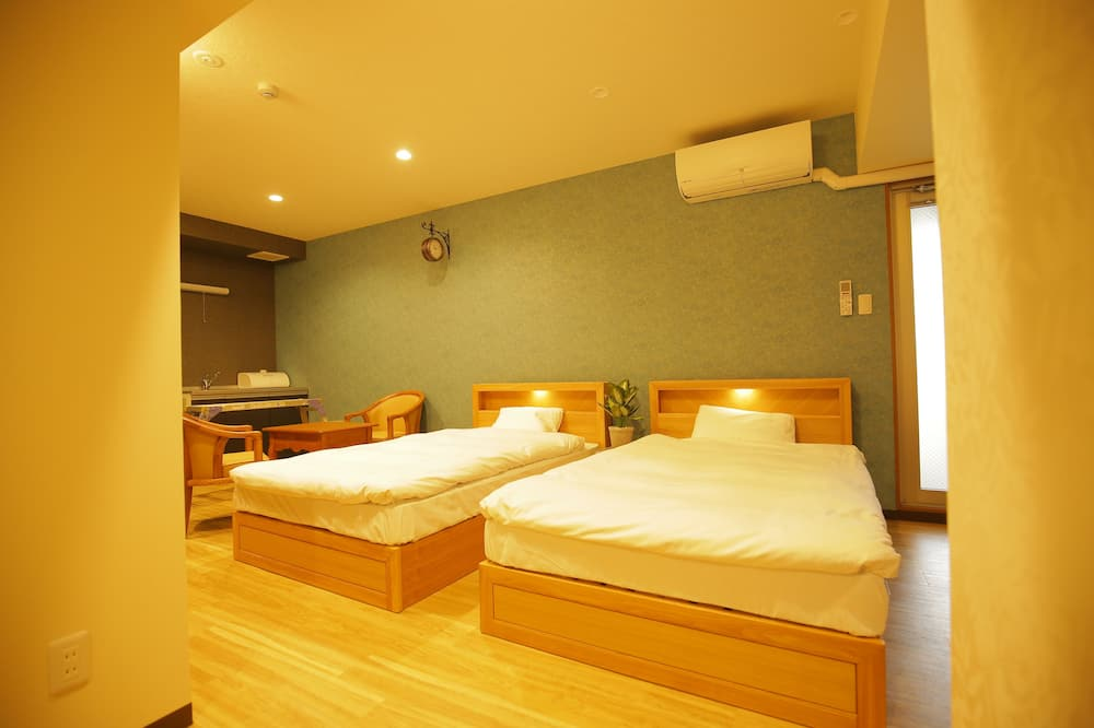 Family Twin Room with Tatami - Guest Room