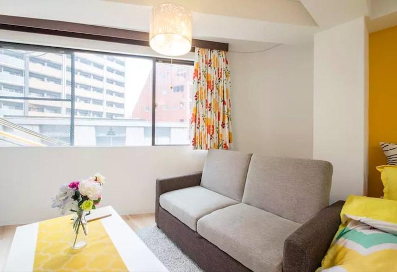 京瓷巨蛋不是忍者酒店 #1 - 3 樓客房, 大阪, 客房 (Apartment 301), 客廳