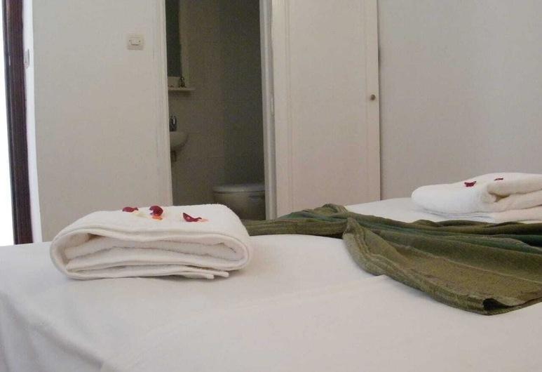 Hostel Mondial, Marrakech, Dubbelrum - privat badrum, Gästrum