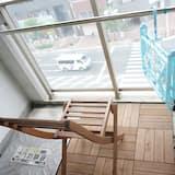 Chambre (Apartment 501) - Balcon