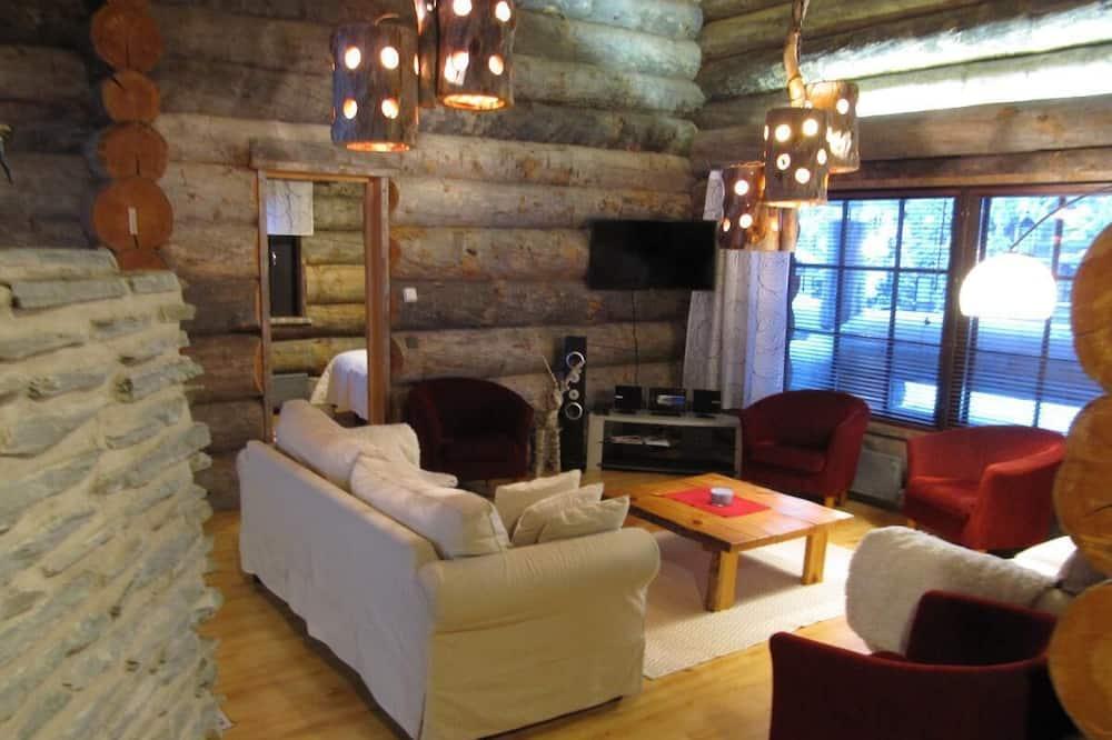 Cottage, 3 Bedrooms, Sauna - Living Area
