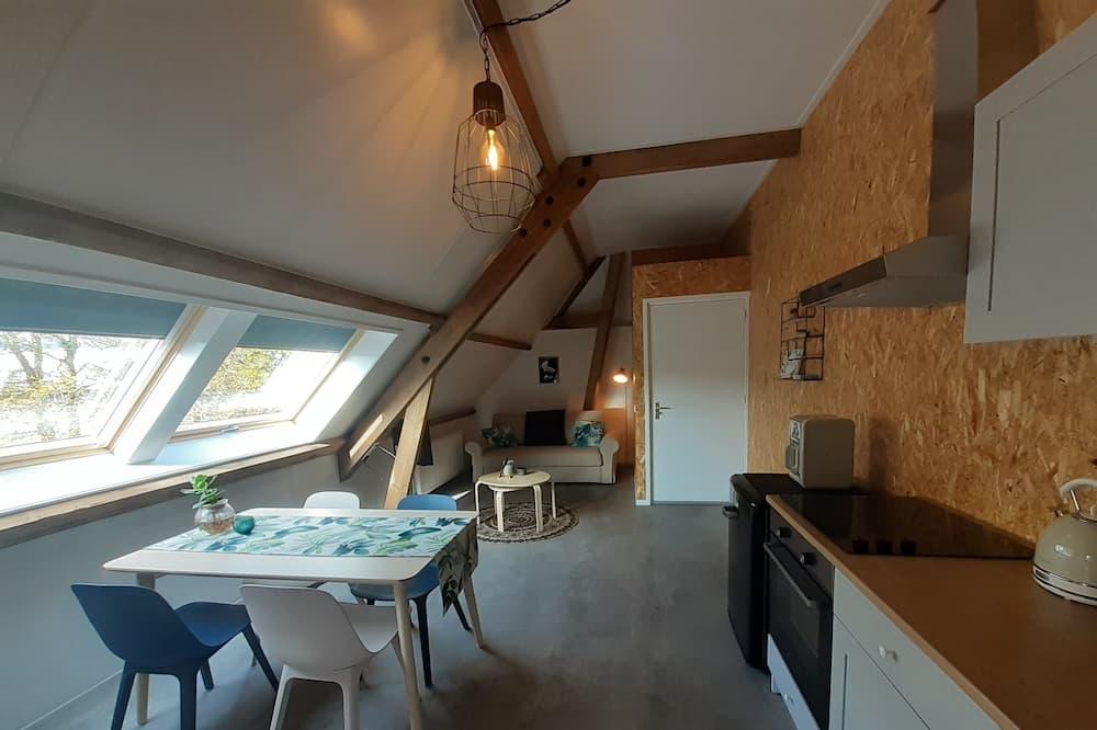 Komforta dzīvokļnumurs - Numura ēdamzona