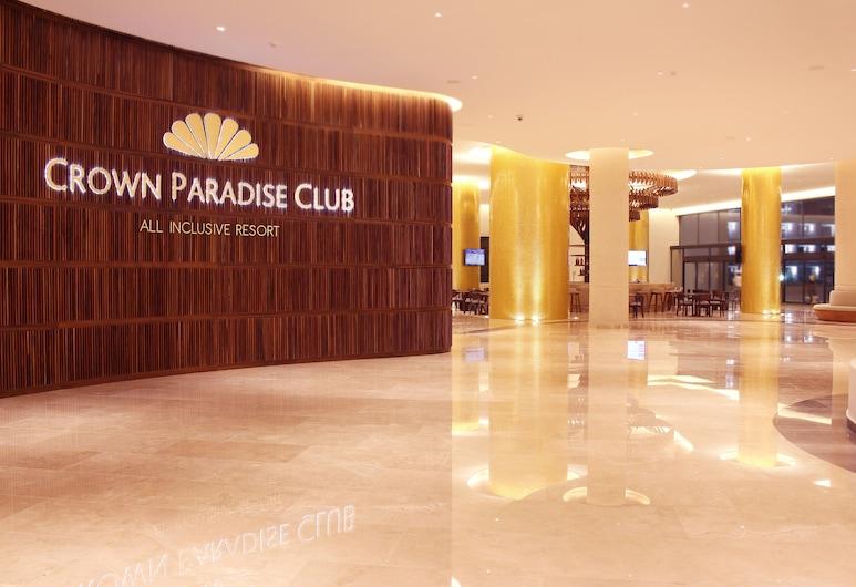 Crown Paradise Club Riviera Maya  - All Inclusive, Puerto Morelos, Entrée intérieure