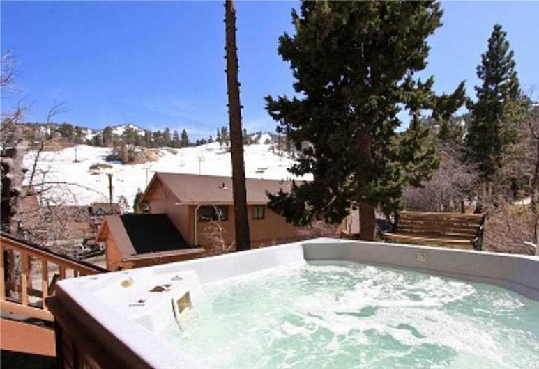 金色景觀酒店, 大熊湖, 小屋, 2 間臥室, SPA