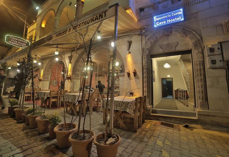 Cappadocia Center Cave Hostel, Nevsehir, Hotel Entrance