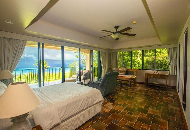 Seven Color Sea View Villa, Saipan, Sea View, Guest Room