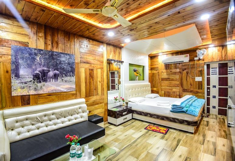 Aranya Jungle Resort, Jalpaiguri, Interiér hotelu