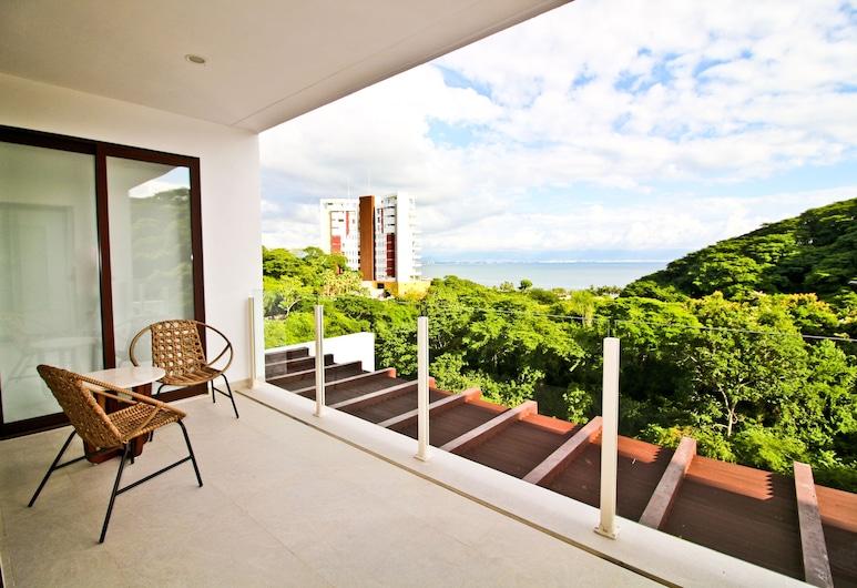 Delta Ii 201 Alamar Apartment 2 Bedroom Apts, La Cruz de Huanacaxtle, Apartemen, 2 kamar tidur, Balkon