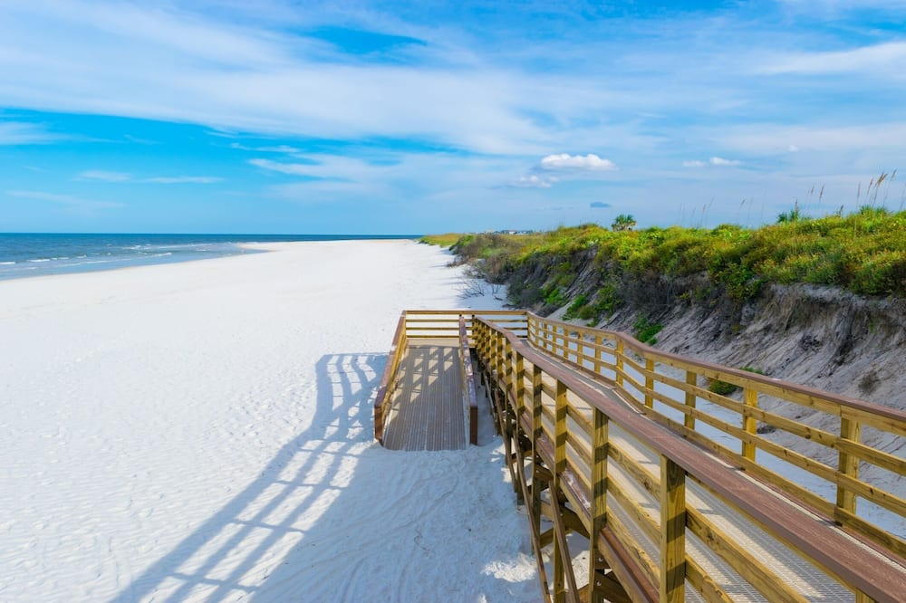 House, 1 Bedroom - Beach