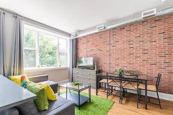 Bild vom Simply Comfort. King St Apartments in Hamilton