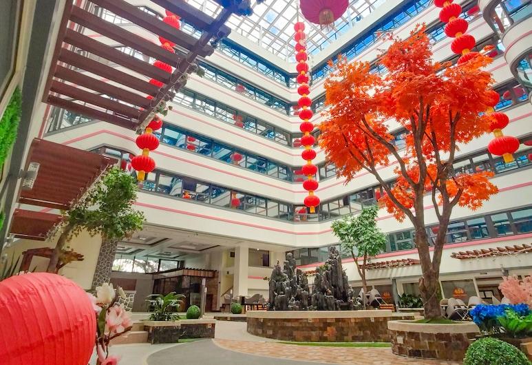 456 Hotel, Baguio, Courtyard