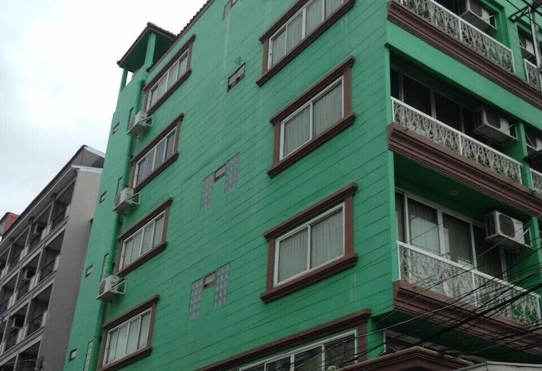 Green Hotel, Pattaya