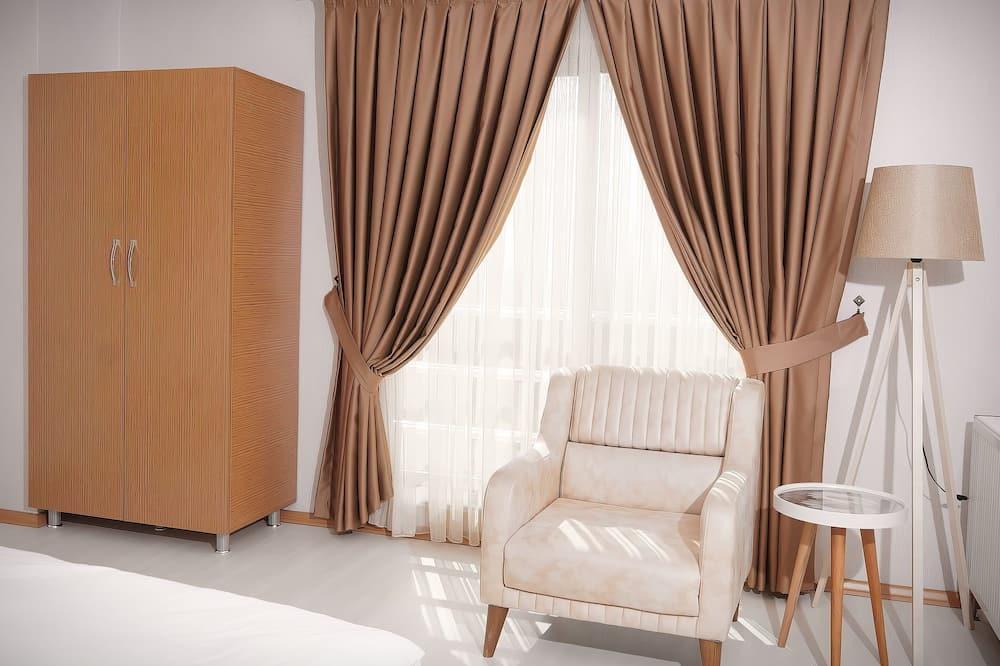 經濟雙床房 - 客廳