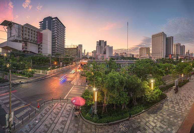 ザ ハットトリック ホステル, バンコク, ホテルからの眺望