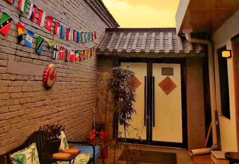 SIHE YOUTH HOSTEL, Pekín, Exterior