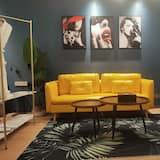 Pokoj typu Business - Obývací pokoj