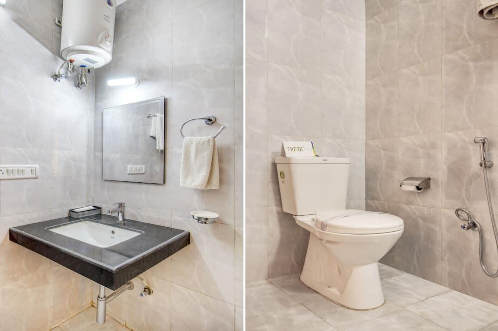 Quarto standard - Banheiro