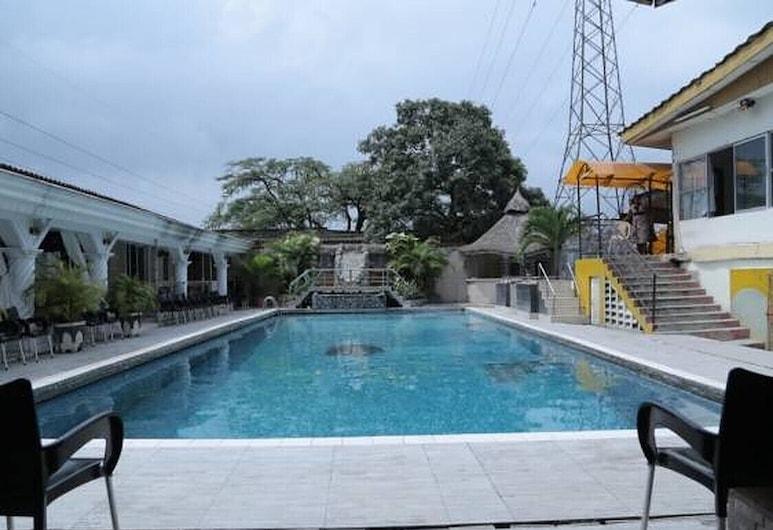 拉各斯麗塔洛里飯店, 拉各斯, 游泳池
